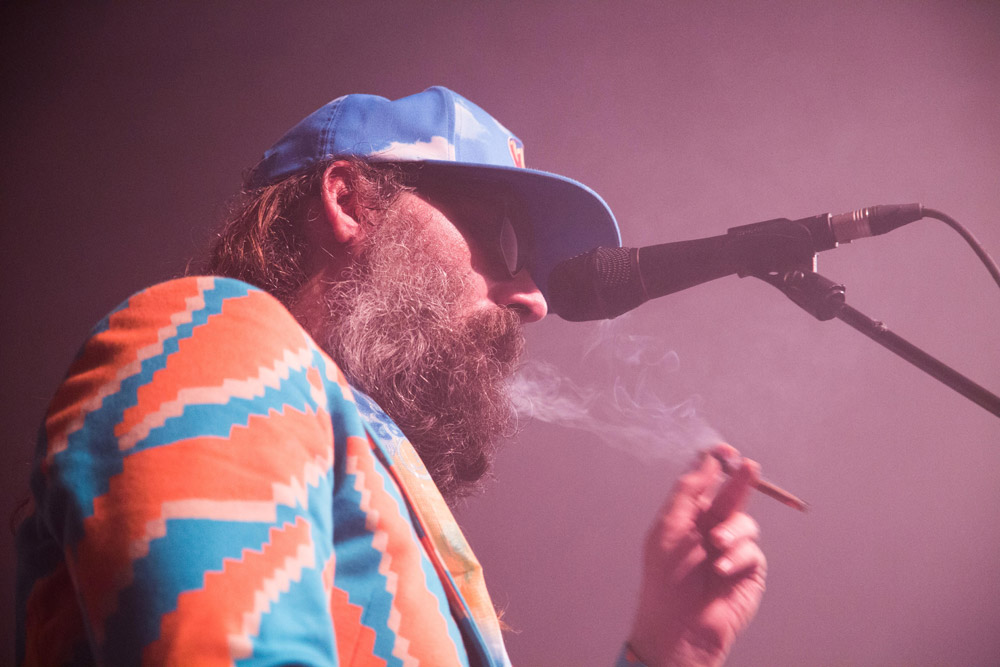 Sebastien Tellier @ Village Underground, London 04/11/14