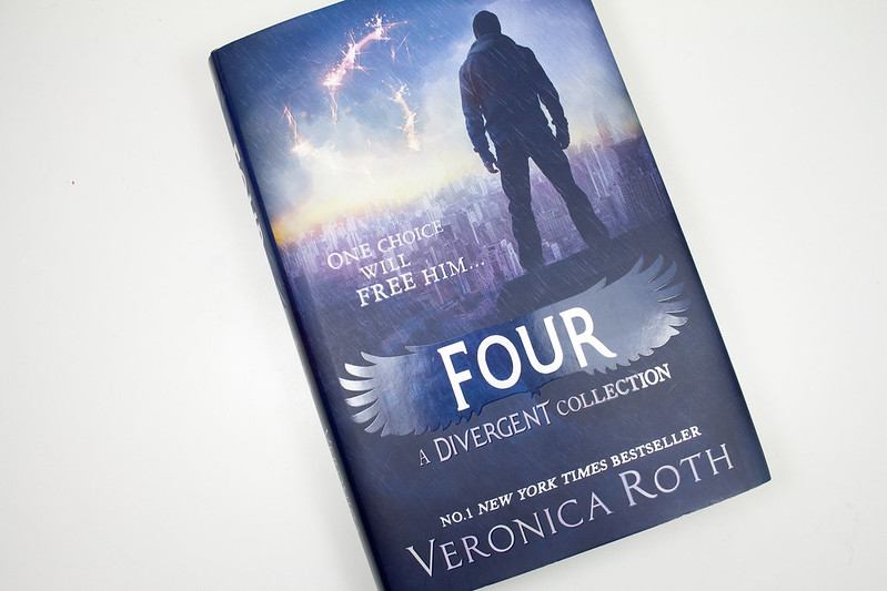 Four: a Divergent collection book cover - Veronica Roth