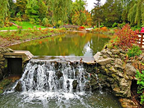 toronto ontario canada fall seasons fallcolours edwardsgardens