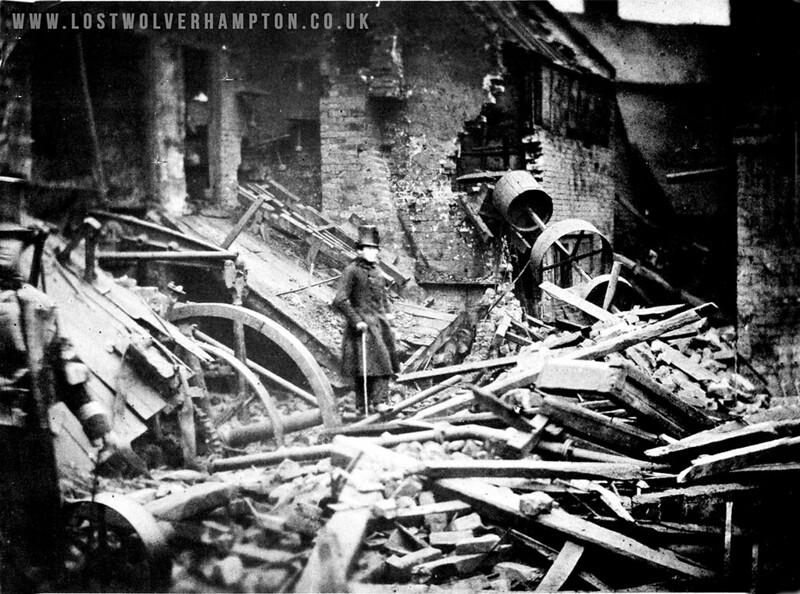 BOILER EXPLOSION 1857