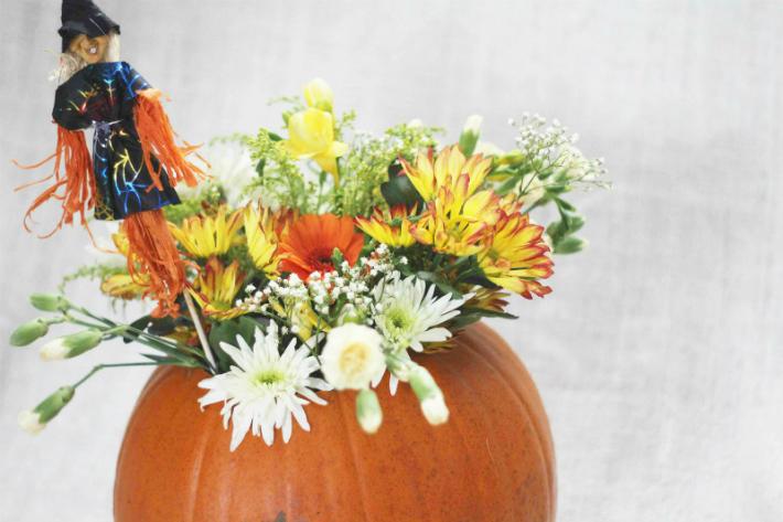 Pumpkin Vase 1