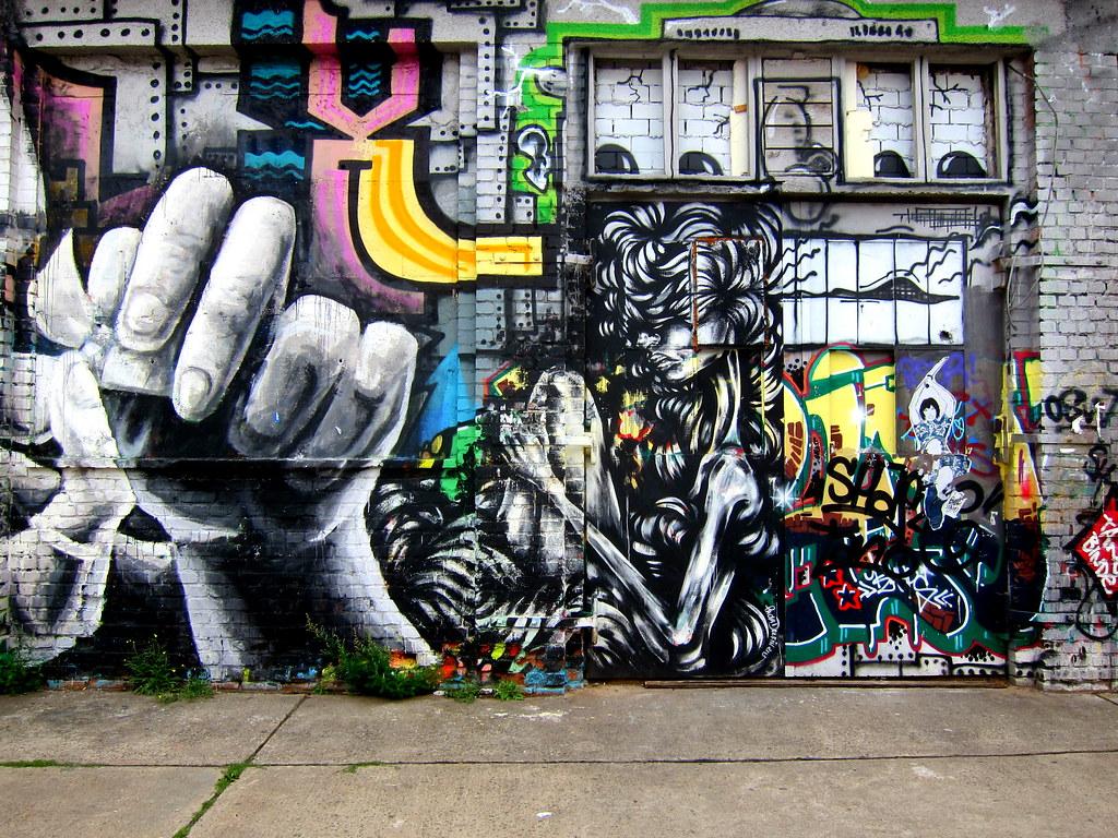 streetart | pao delfin | berlin raw tempel