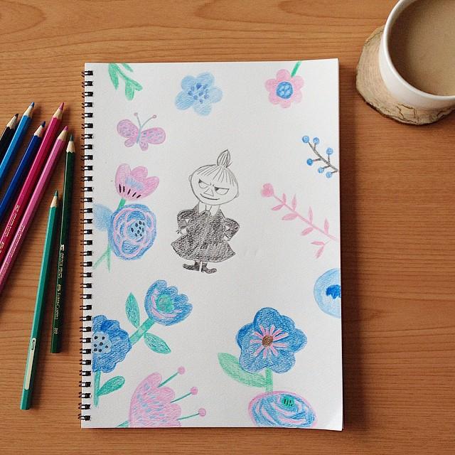 Мне 28, и по утрам я срисовываю мумий-троллей с пачки жидкого японского порошка.