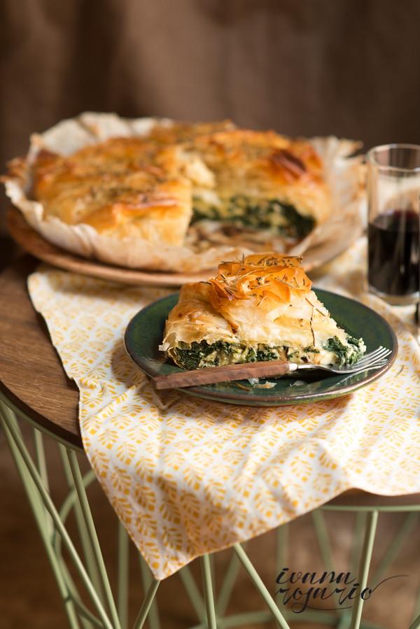0004 20141012 Empanada de Espinacas estilo griego