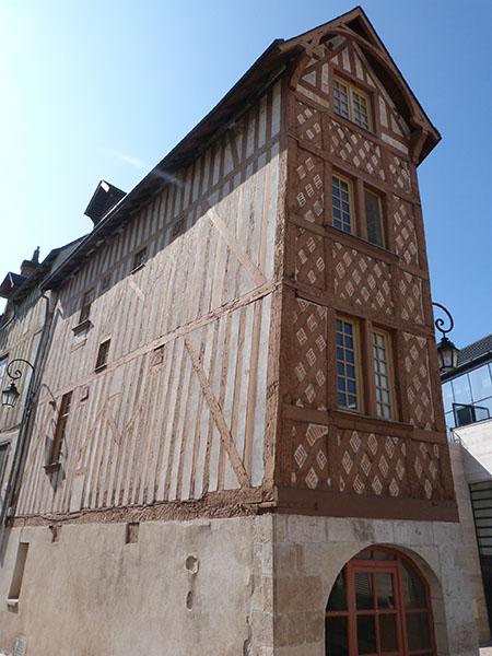 maison haute rue de la poterne