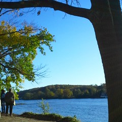 The Delaware River from Lambertville, NJ