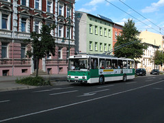 10-08-21 Eberswalde Grabowstr Hst Obus 3 - 03
