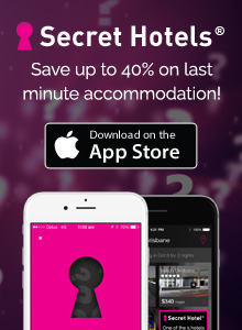 LMAU Secret Hotels App