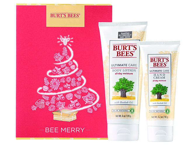 Burt's Bees Body Care Essentials, $43