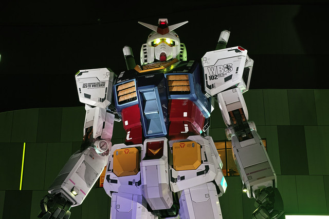 20141112_01_RX-78-2 GUNDAM By SIGMA DP3 Merrill