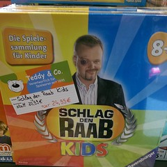 Why would they give him a kids game?!