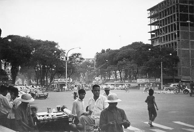 SAIGON 1966 - Nguyen Hue Blvd