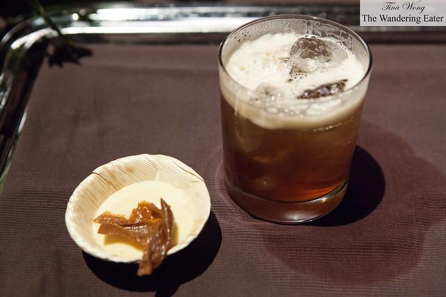 Acorn Acorn soup and Acorn Shandy by Betony