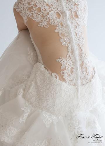 高雄婚紗推薦_高雄法國台北_新娘白紗款式 (5)