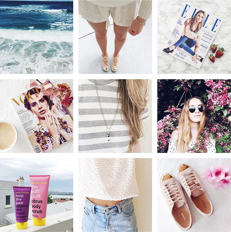 Instagram Inspiration Minimalistic Fashion