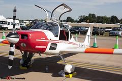 ZH121 TG - 6514 - Royal Air Force - Grob G-109B Vigilant T1 - Fairford RIAT 2006 - Steven Gray - CRW_1995
