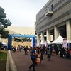 At #foundersdayucsd today! Crowded and fun!