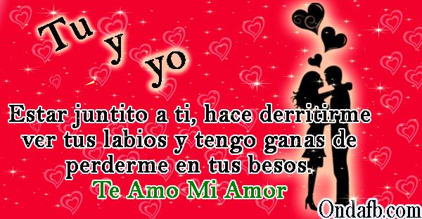 Palabras De Amor Con Corazones De Amor A Photo On Flickriver