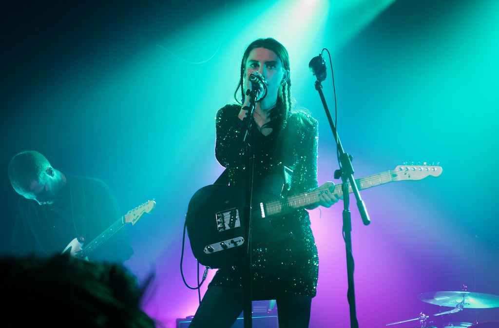 Wolf Alice at Heaven