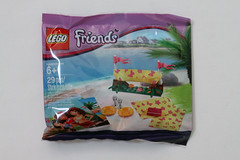 LEGO Friends Beach Hammock (5002113)