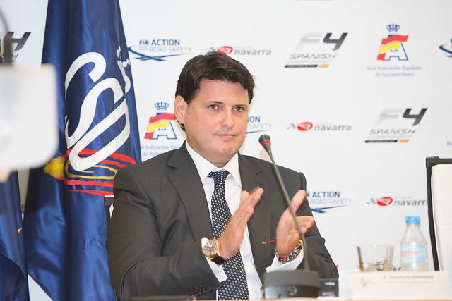 Presentación oficial del nuevo campeonato de Fórmula 4