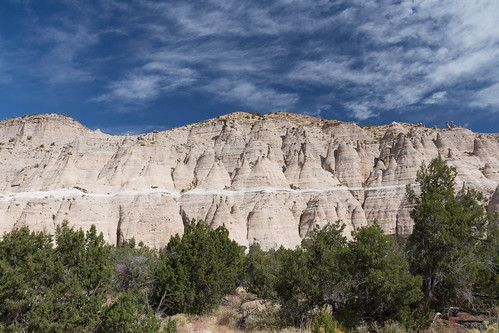 tent rock view
