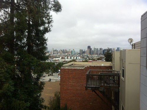 View of Downtown SF from Potrero Hill