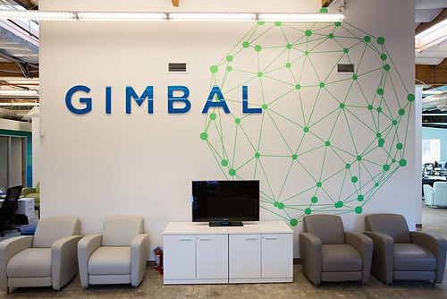 GIMBAL - office center - straight on