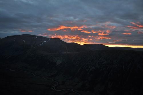 Ben Macdui Sunrise