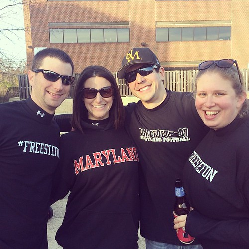 A few of my favorites at yesterday's tailgate.