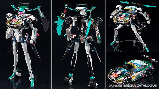 GearTribe Hatsune Miku GT Project 2014 Ver.