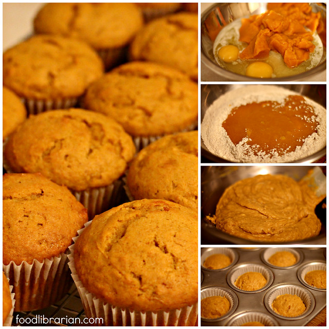 This cake uses a whole can of pumpkin - very pumpkin-y flavor. I've ...