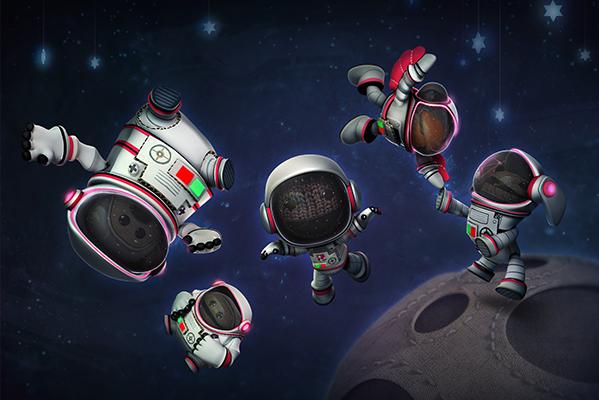 LittleBigPlanet 3: Astronauts