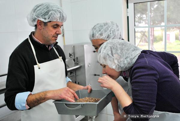 12 - мастер-класс по приготовлению сыра - традиции Португалии