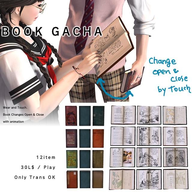 BOOK GACHA