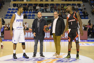 Basket, PB86 : Poitiers - Aix Maurienne (2014-2015)