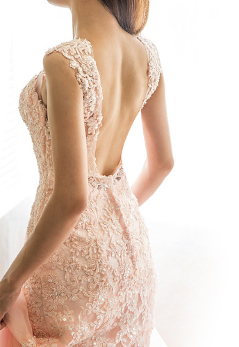 高雄婚紗推薦_高雄法國台北Pony設計造型團隊_設計款婚紗 (2)