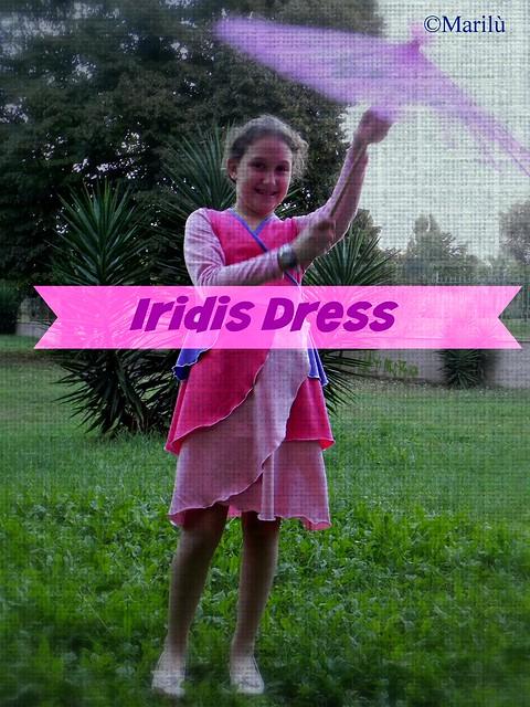 Iridis dress