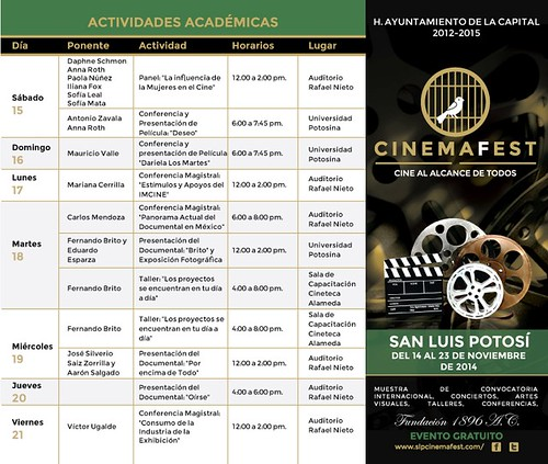 Cinemafest 2014