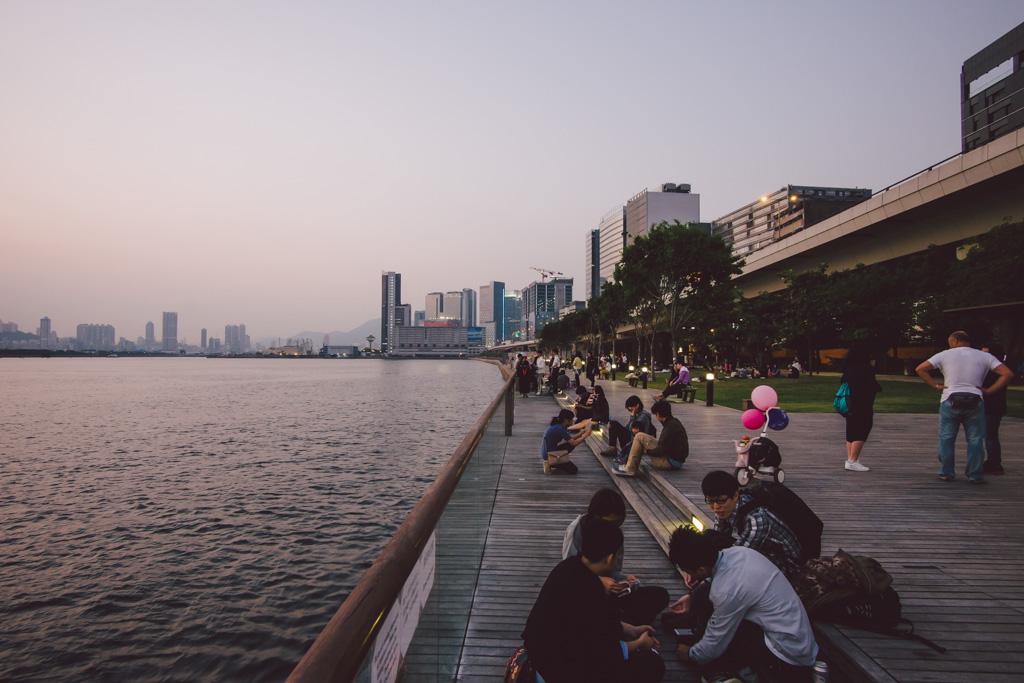 Untitled 觀塘海濱公園 本地單車美景 #004 觀塘海濱公園 15777466416 82504b447c o