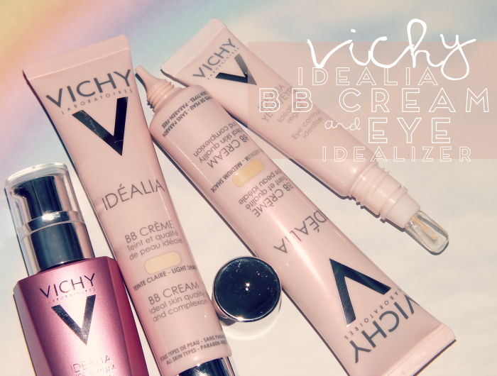 Vichy Idealia BB & Eye Idealizer (1)