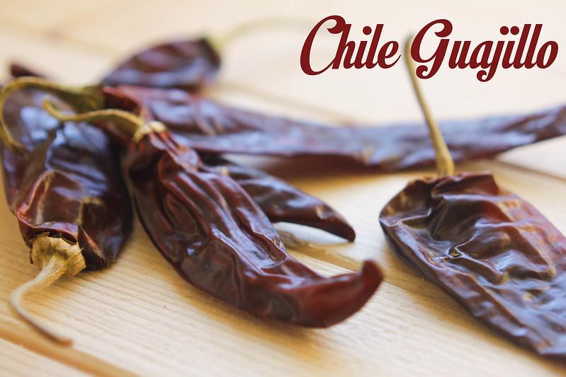 Chile Guajillo #1