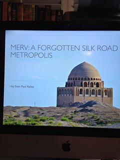 Merv, My Presentation