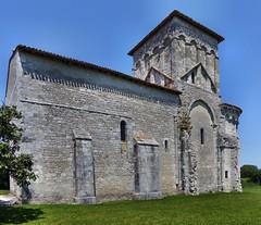 Saint-Aulais-la-Chapelle - Saint-Jacques - Photo of Sainte-Souline