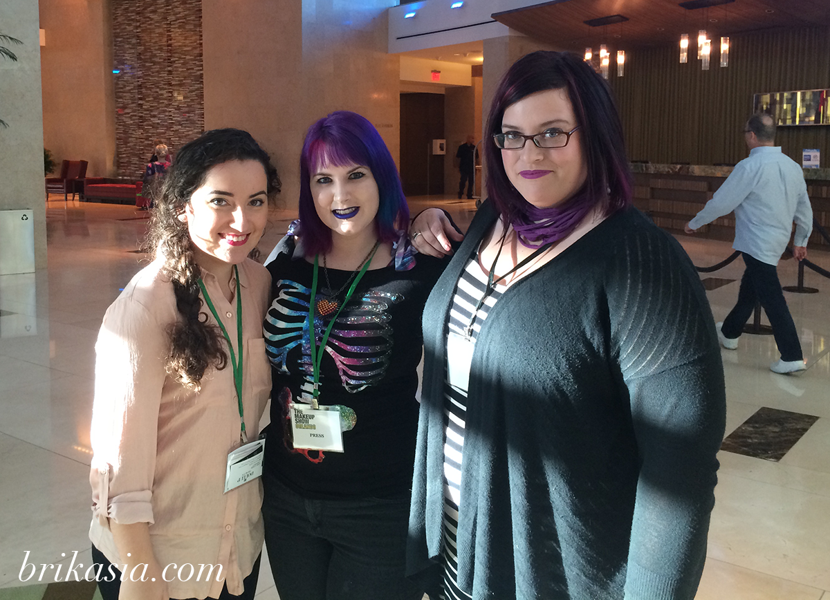 The Makeup Show Orlando 2014 Recap, Phyrra,