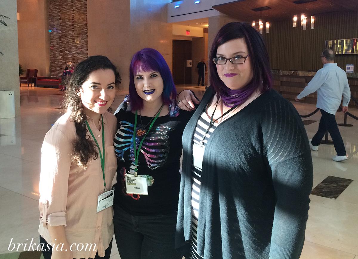 The Makeup Show Orlando 2014 Recap, Phyrra,