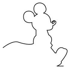 Walking mouse #oneline #onelineillustration #quibe #continuousline #mouse #illustration #geek #geekart #line #linea #art #artgram #artitsofinstagram #instadraw #icon #quibeart