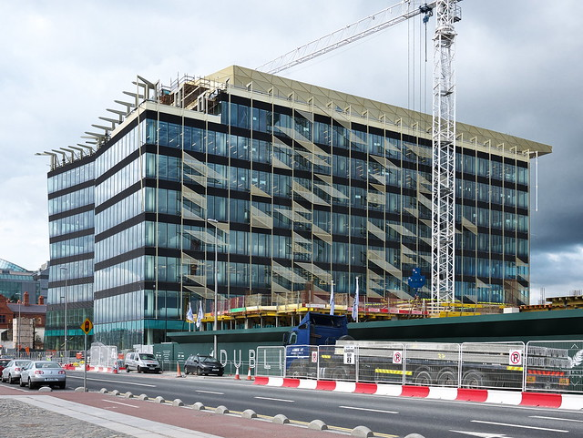 New Central Bank HQ