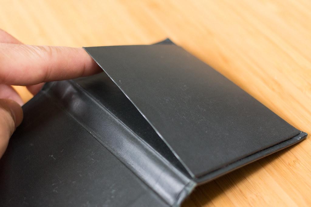ロディア ハードカバー メモの装着方法