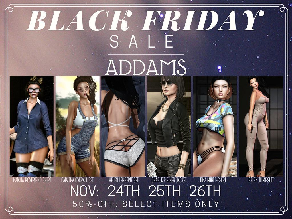 Black Friday!!! ♥♥♥ - SecondLifeHub.com